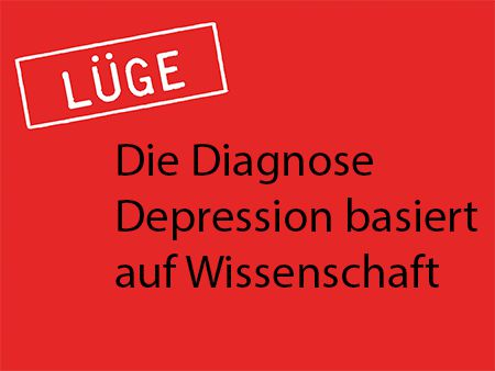 diagnose depression wissenschaft