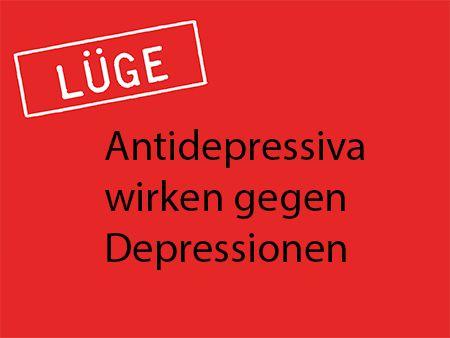 spezifisch gegen depressionen