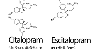 citalopram-escitalopram