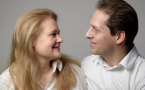 Dr. Peter & Sabine Ansari
