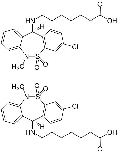 Tianeptin