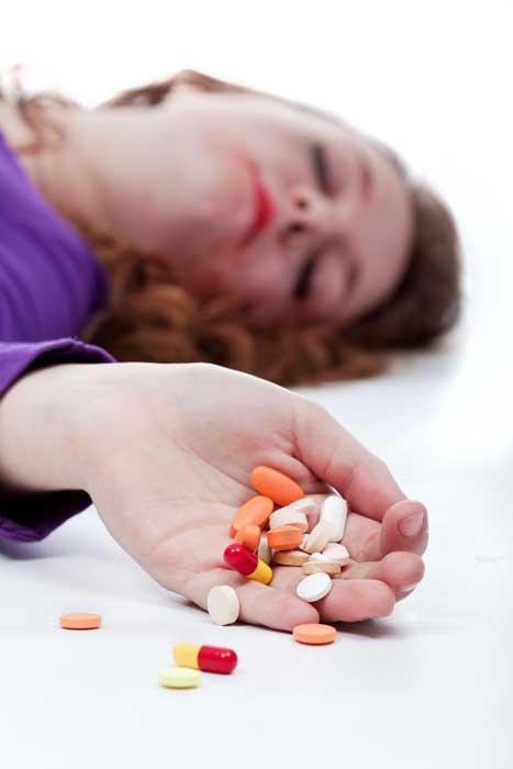 Pillensuizid