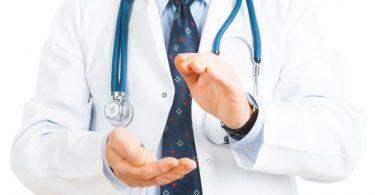 Doktor präsentiert Nichts