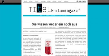 rezension kulturmagazin