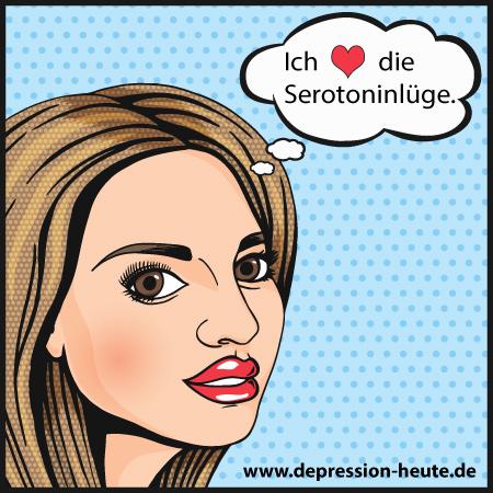 Die Serotoninlüge