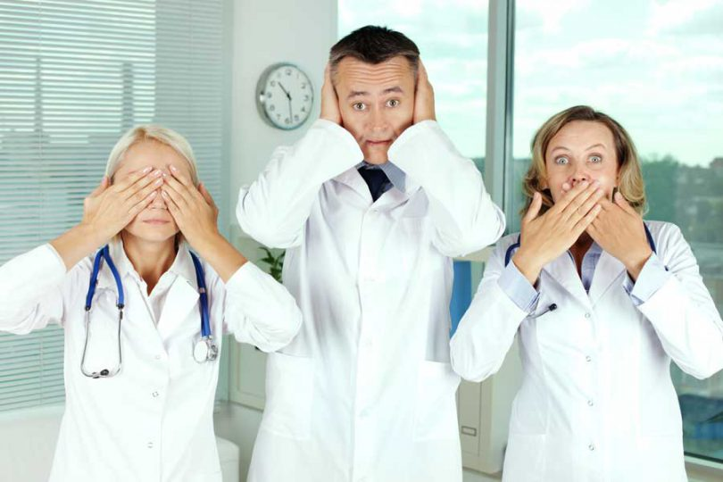 Ärzte Coronadepression Politiker