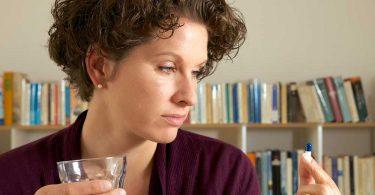 sucht antidepressive Medikamente