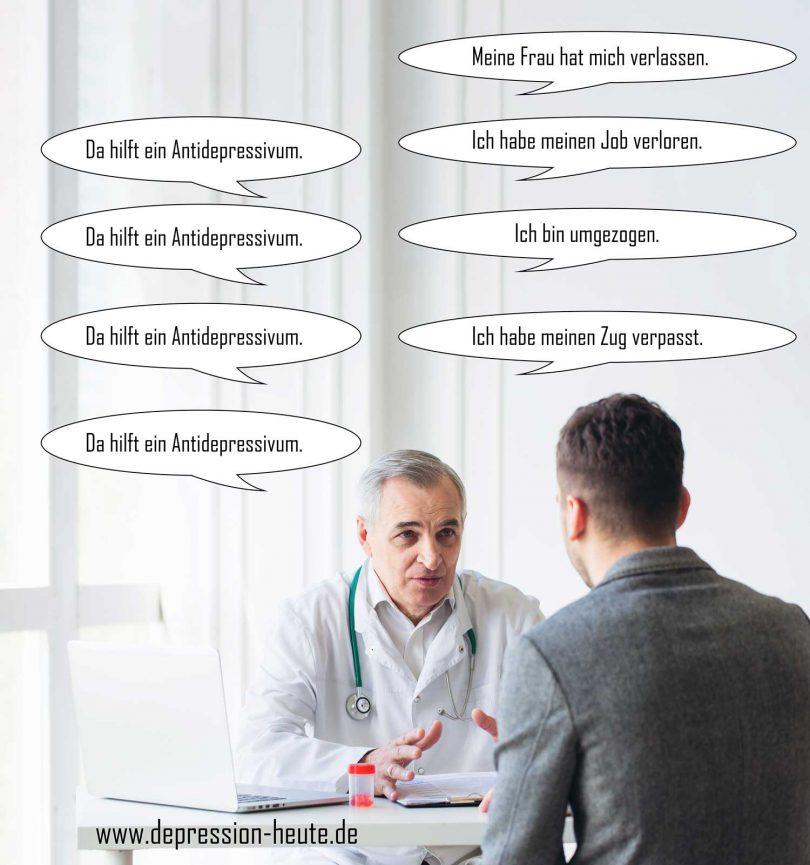 psychiatrische Therapievielfalt